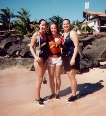 Snuba Kauai with Alicia & Candace Enjoying the Local Life